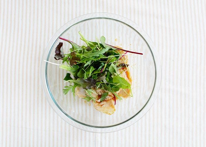 「トマトとチキンのアジア風デリ」の作り方画像 4枚目