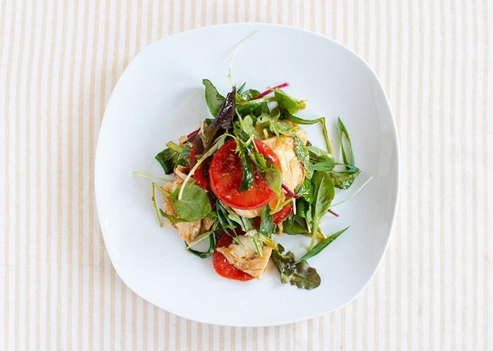 「トマトとチキンのアジア風デリ」の作り方画像 7枚目