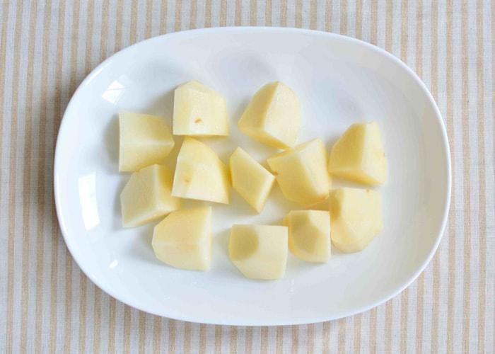 「かわいすぎて食べられない! サラダケーキ」の作り方画像 1枚目