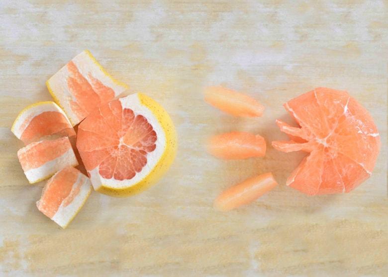 「かわいすぎて食べられない! サラダケーキ」の作り方画像 5枚目