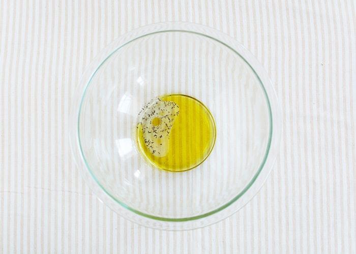 「レモン香るハーブチキンサラダ」の作り方画像 2枚目