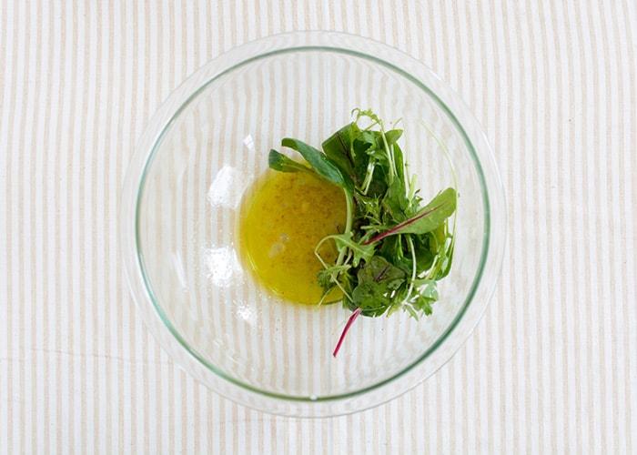「レモン香るハーブチキンサラダ」の作り方画像 3枚目