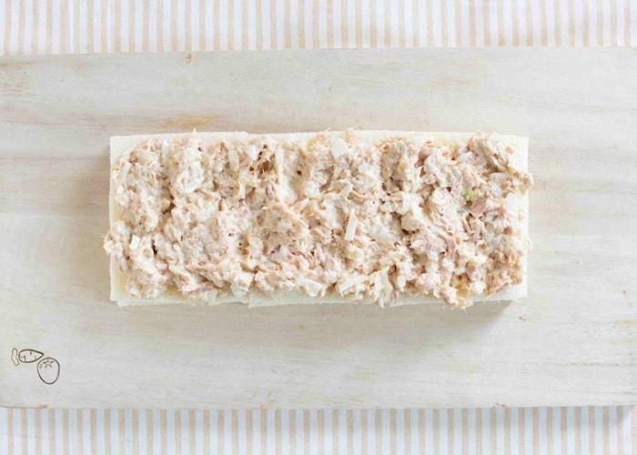 「豪華すぎる! サンドイッチケーキ」の作り方画像 6枚目