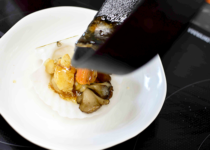 「殻つきホタテの定番バター醤油」の作り方画像 6枚目