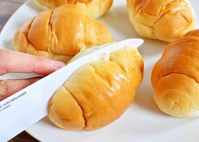 「おばけの国のどろ~んロールパン」の作り方画像 2枚目