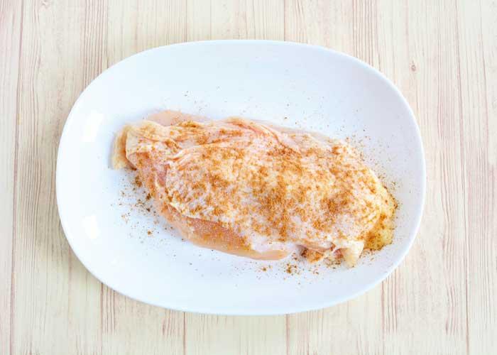 「柔らか鶏のジューシーチャーシュー」の作り方画像 1枚目