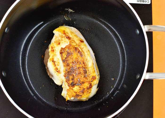 「柔らか鶏のジューシーチャーシュー」の作り方画像 2枚目