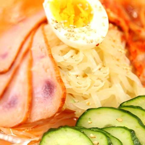 盛岡冷麺 基本レシピ編