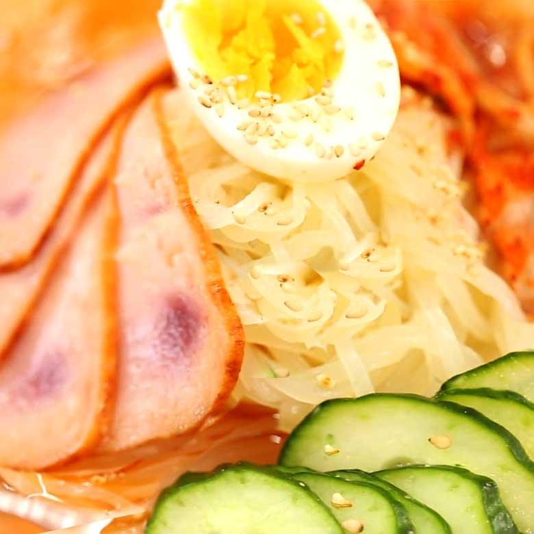 盛岡冷麺 基本レシピ編の写真