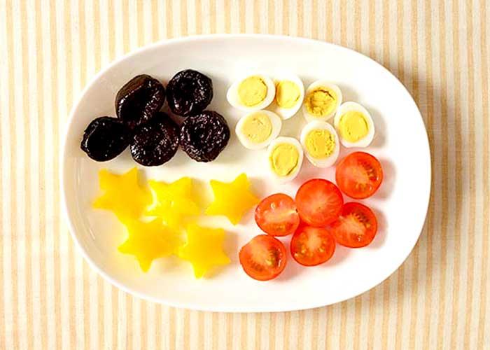 「鮮やか! リースサラダ」の作り方画像 1枚目