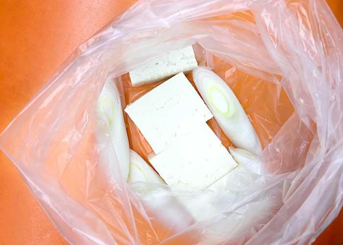 「固くならない! 味染み肉豆腐!!」の作り方画像 2枚目