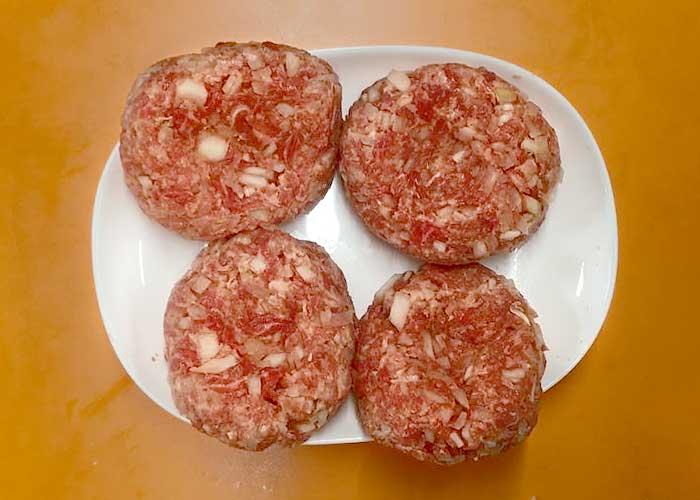 「ひき肉を使わずやわらかハンバーグ」の作り方画像 3枚目
