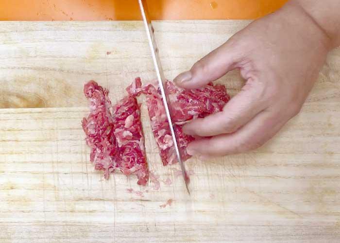 「牛肉とゴボウのまぜごはん」の作り方画像 2枚目