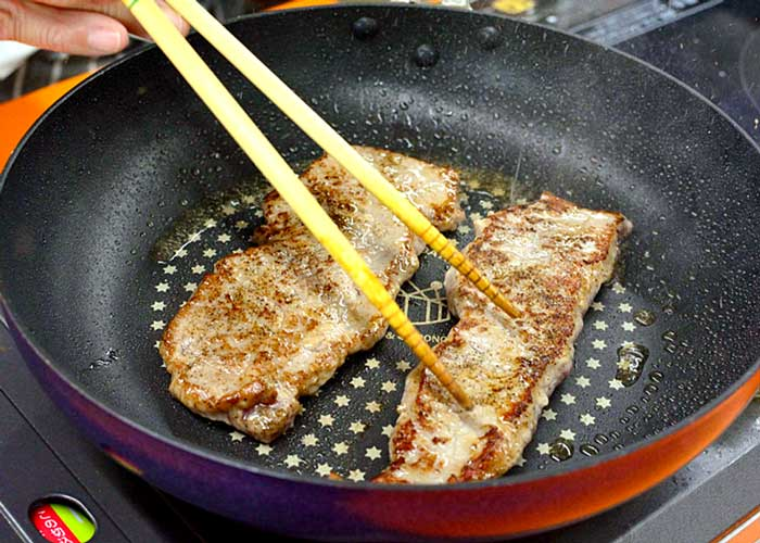 「誰が焼いても失敗しない「超やわらかステーキ」の美味しい焼き方」の作り方画像 2枚目