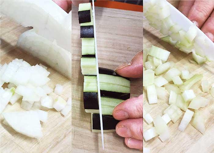 「アイラップでキーマカレー!野菜の歯ごたえが楽しめる感動の美味しさ!」の作り方画像 1枚目