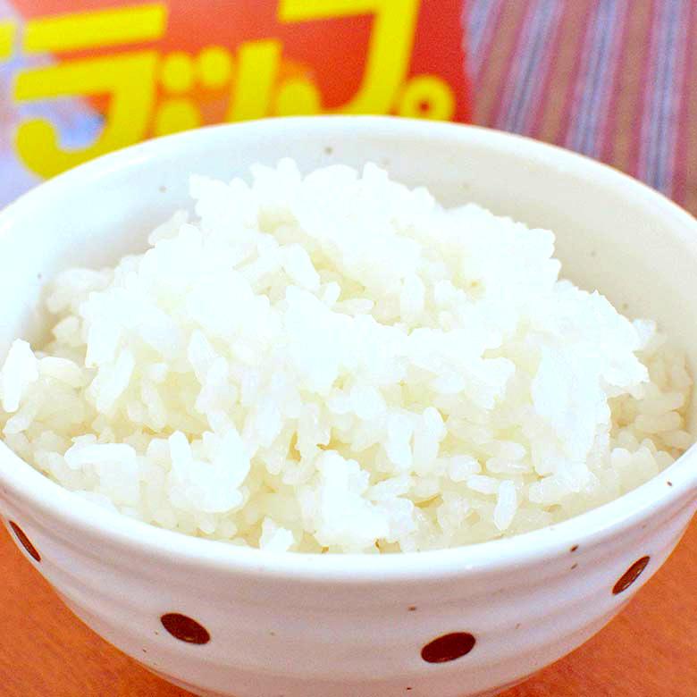 アイラップで炊く!湯せんで美味しい白飯の炊き方の写真
