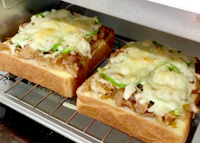 「CUPCOOK®プルコギで作る、厚切りチーズトースト」の作り方画像 6枚目