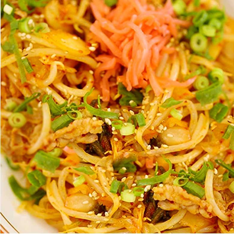 盛岡冷麺 アレンジ編の写真