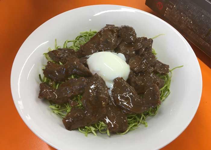 「ちょっと贅沢したいときに☆ 大満足の牛ハラミ丼!!」の作り方画像 6枚目