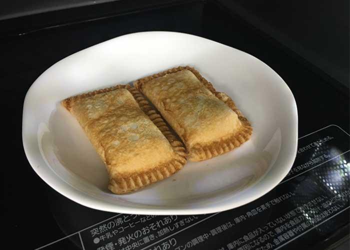 「カフェ風♪ 熱々アップルパイといちごのコンポート添え♡」の作り方画像 1枚目