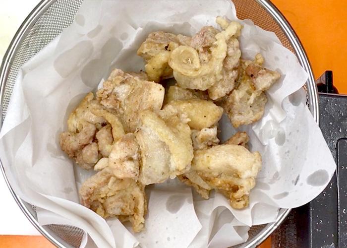 「カンタン黒酢で作る、甘いソースのまろやか酢鶏☆」の作り方画像 4枚目