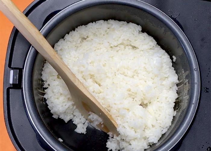 「ふんわりタラの風味が美味しい、チータラの炊き込みご飯」の作り方画像 3枚目
