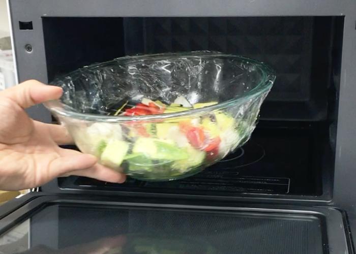 「レンジで時短! 野菜の旨みぎゅっとラタトゥイユ」の作り方画像 3枚目