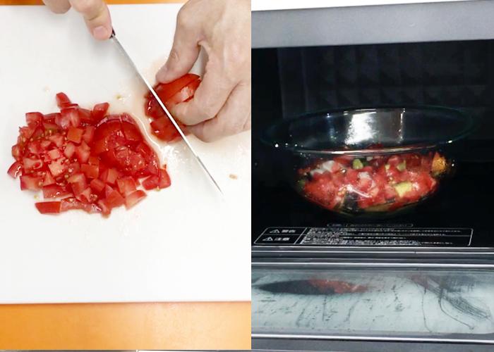 「レンジで時短! 野菜の旨みぎゅっとラタトゥイユ」の作り方画像 4枚目