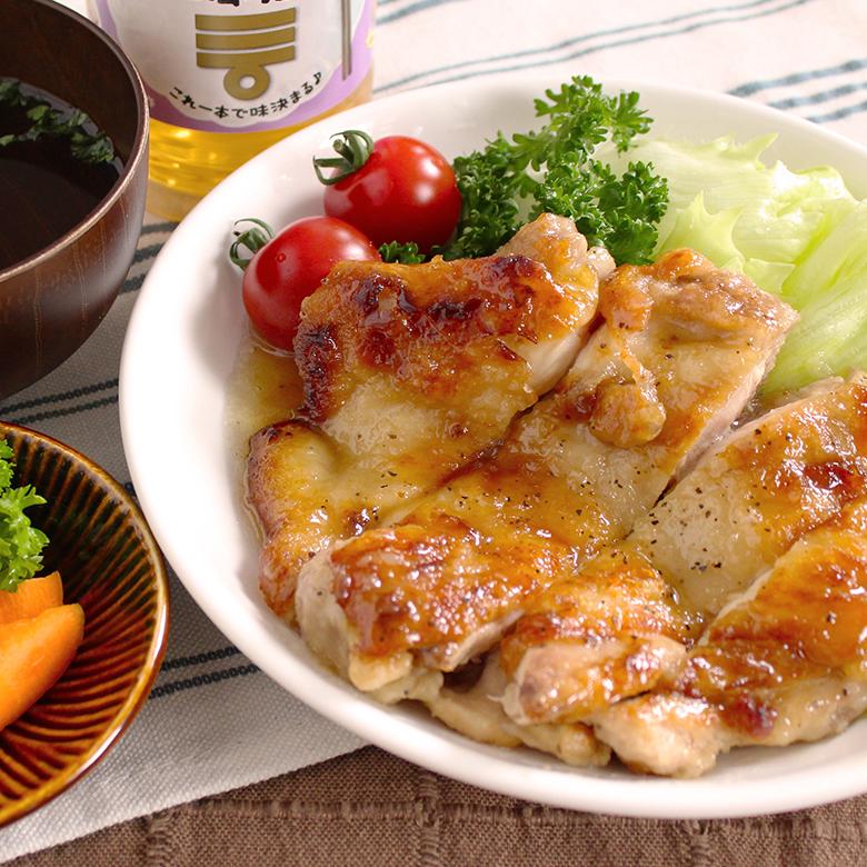 ミツカン カンタン酢「和風だし」で作る、だしウマ!鶏の照焼きの写真