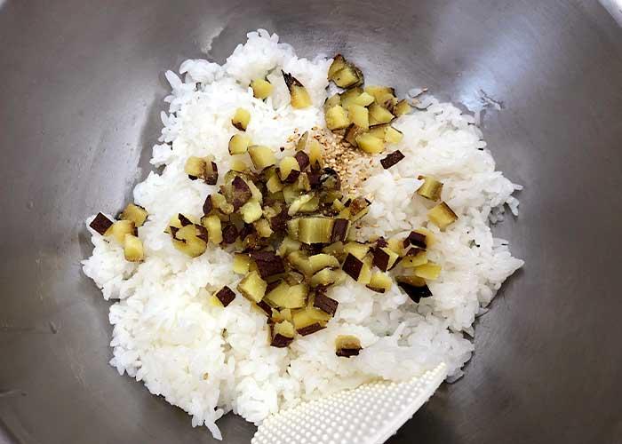 「絶品!焼き芋のおはぎ」の作り方画像 4枚目