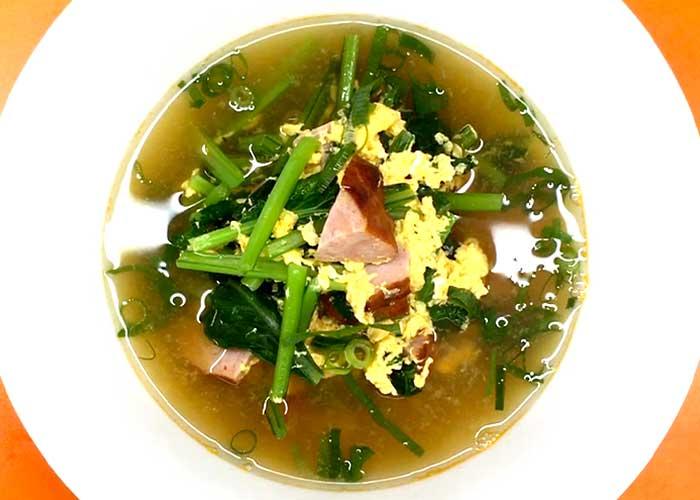 「おかずにもなっちゃう!主役級の焼豚スープ」の作り方画像 4枚目