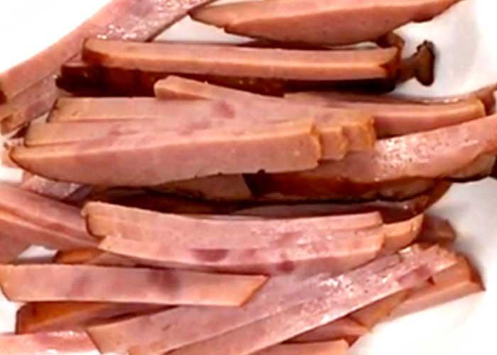 「毎日でも食べたい!カリッとジュワッと焼豚の春巻き」の作り方画像 2枚目