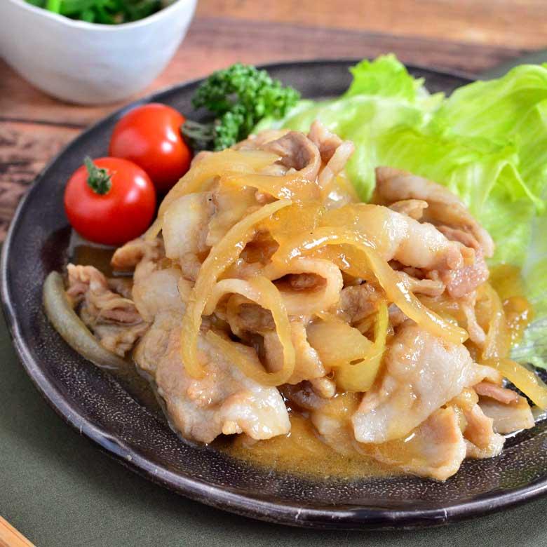 生姜焼き 豚肉 レシピ