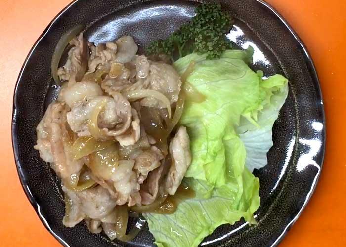 「豚の甘みがたまらない!豚バラ肉の生姜焼き」の作り方画像 4枚目