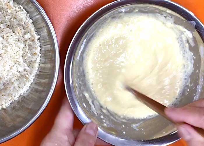 「チーズがとろ~り!ロースチーズ巻きフライ」の作り方画像 2枚目