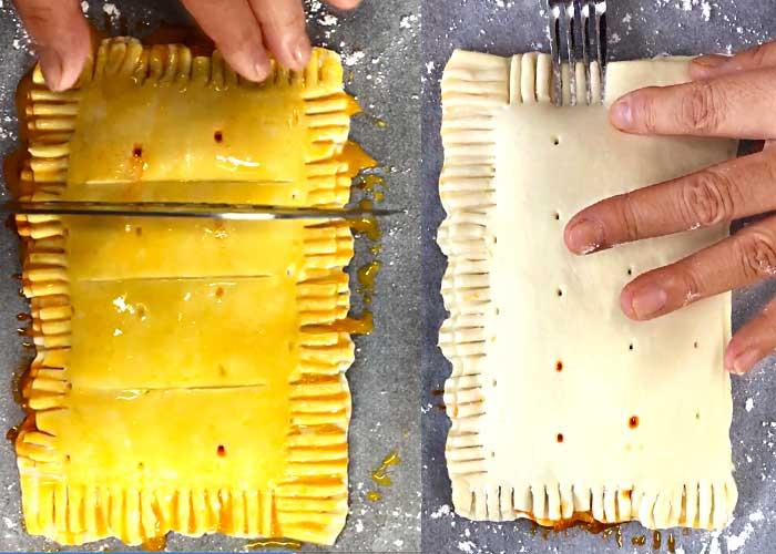 「サクサク美味しい!合挽き肉のミートパイ」の作り方画像 5枚目