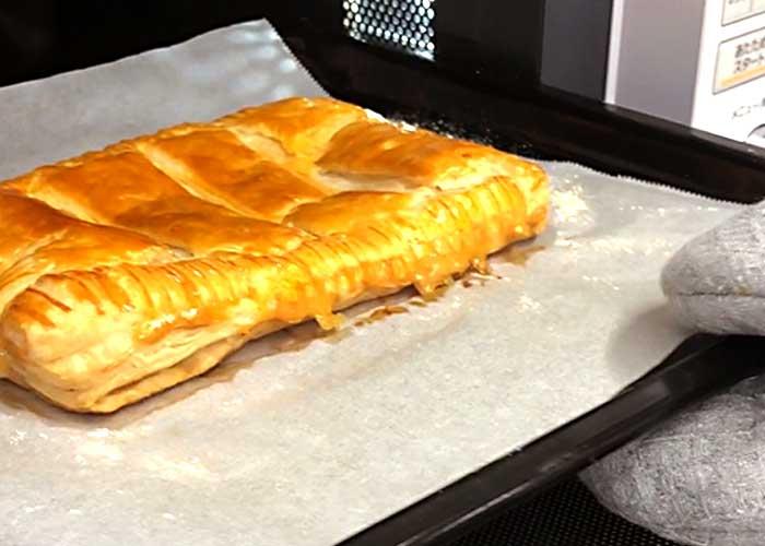 「サクサク美味しい!合挽き肉のミートパイ」の作り方画像 6枚目