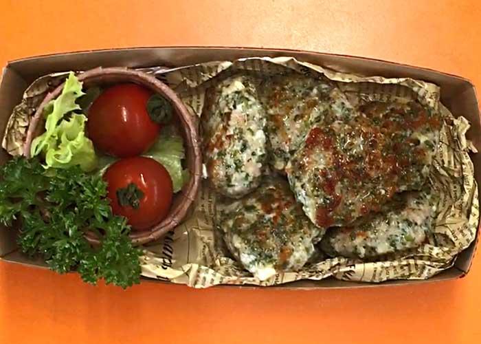 「あっさり美味しい!鶏肉の青のりナゲット」の作り方画像 4枚目