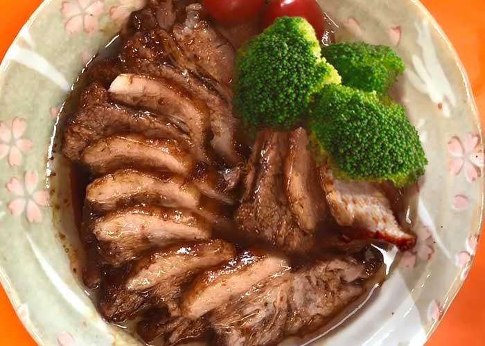 「炊飯器でつくるトロトロ焼き豚」の作り方画像 4枚目
