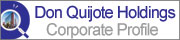 Don Quijote Holdings Corporate Profile