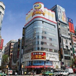「don quijote shinjuku」の画像検索結果