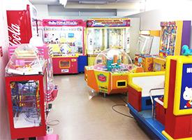 ゲームコーナー 店舗イメージ