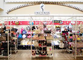 INCENSE 店舗イメージ