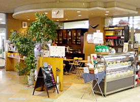 カフェブレス 店舗イメージ