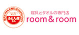 room&room ロゴ