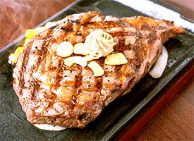 いきなりステーキ 店舗イメージ
