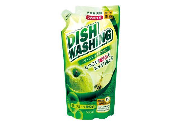 台所洗剤 DISH WASHING つめかえ用