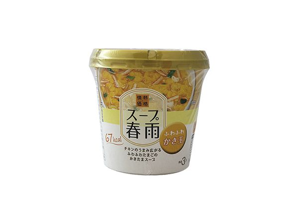 スープ春雨(かき玉)