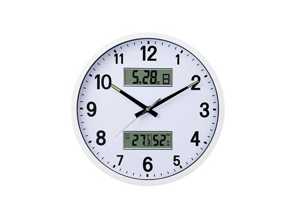 スムース マルチ掛時計