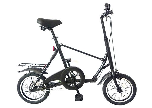 14型折りたたみ自転車 ポータブルバイク